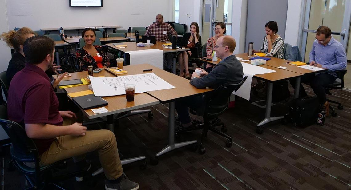 Principled Innovation Staff Catalysts meeting