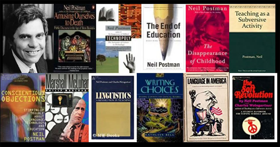 Assorted book covers